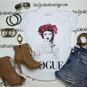 Tops - Vogue Top
